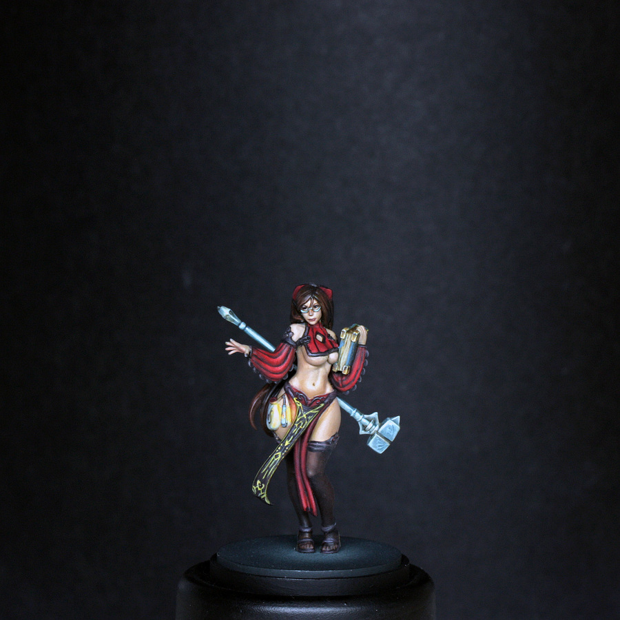 Kingdom Death: Preacher Advanced Painting Guide