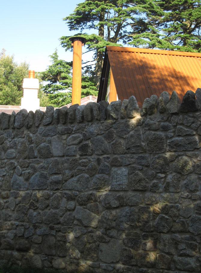 Gate Lodge Donaghy Dimond Architects